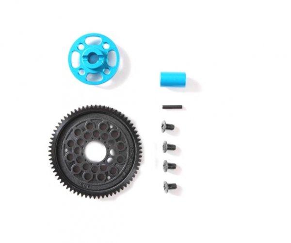 Highspeed Getriebe Set 68T zu TT-02 TAMIYA 300054500