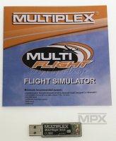 USB Multi flight Stick M-Link  Multiplex Flug Simulator...