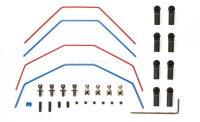 Stabi Set Tuning vorne / hinten für DT-03 Chassis Tamiya 54561