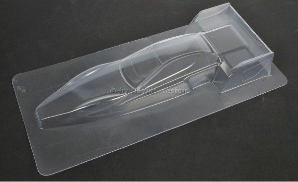 Karosserie + Heckflügel (Body) zu Tamiya Neo Fighter DT-03 Lexanhaube